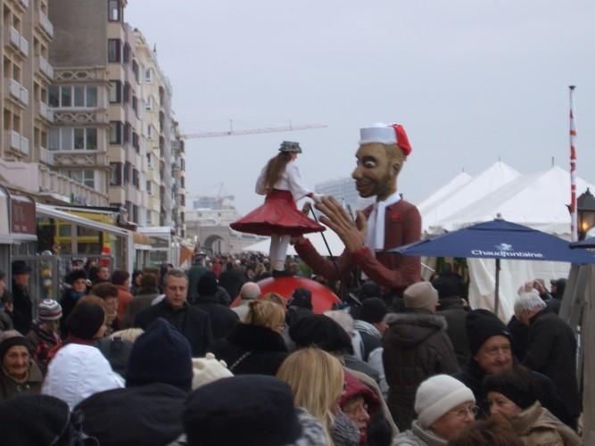 Kerst Oostende