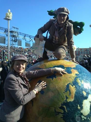 duo wereldwandelaar